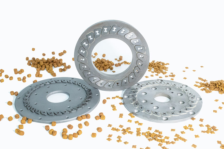 Ever Extruder Carbide Wear Parts